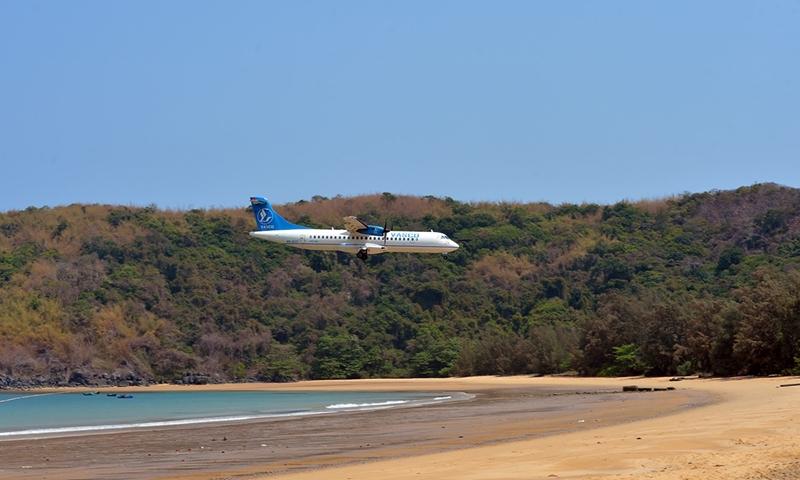 Vì sao giá vé bay đi Côn Đảo luôn cao