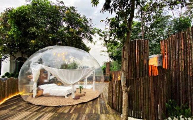 """Sau scandal quảng cáo nhà bong bóng nhưng bán """"lều vịt"""", villa tại Sóc Sơn đã thông báo đóng cửa kèm lời nhắn """"Chúng tôi đang rất suy sụp và hối lỗi"""""""
