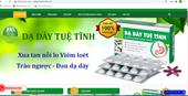 TPBVSK Dạ dày Tuệ Tĩnh quảng cáo sai sự thật, người tiêu dùng cẩn trọng