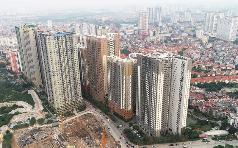 Năm 2021 Giá chung cư Hà Nội dự báo tăng 4-6