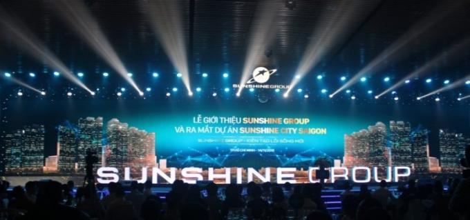 Sunshine Group Quá trình phát triển và xây dựng thương hiệu