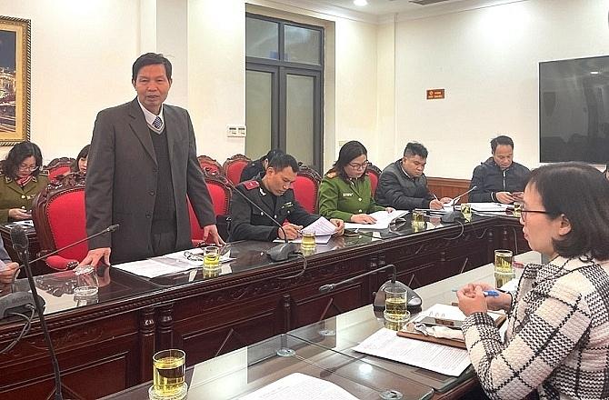 Hà Nội Ra quân kiểm tra an toàn thực phẩm dịp Tết Nguyên đán