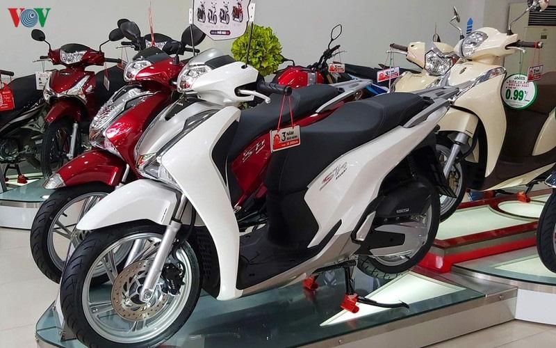 Thị trường xe máy Việt Nam năm 2020 tổn thất nhất trong nhiều năm, không chỉ bởi Covid-19