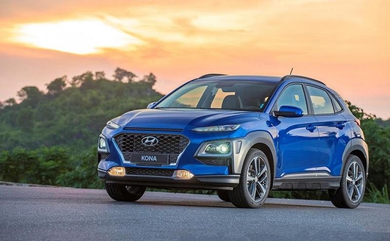 Hàng nóng Hyundai Kona giảm giá mạnh tay trước Tết Nguyên đán, kèn cựa Kia Seltos