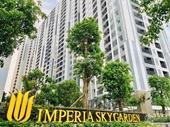 Imperia Sky Garden 423 Minh Khai Chống lệnh gửi xe chính chủ bị dọa dọa cắt điện, cắt nước, cắt dịch vụ
