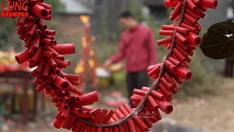 Chơi pháo ngày Tết Cách phân biệt pháo hoa được phép và pháo hoa nổ