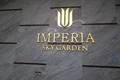 Imperia Sky Garden 423 Minh Khai Từ bán lúa lúa non tư khi chưa xây móng đến lùm xùm hơn thua với cư dân