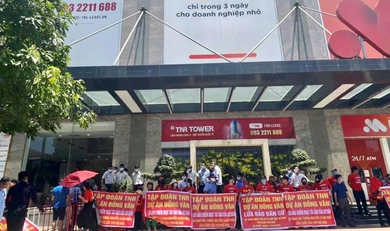 """Chủ đầu tư TNR Stars Đồng Văn """"kiên định"""" không chấp hành dù sai phạm chồng sai phạm"""