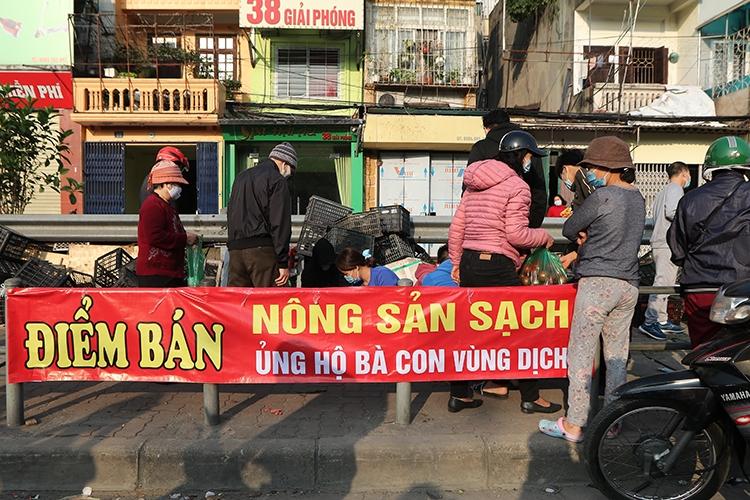 30 địa chỉ giải cứu nông sản Hải Dương tại Hà Nội