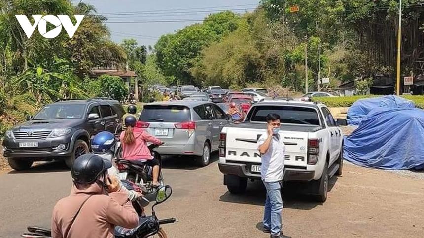 Cảnh giác sốt đất ảo ăn theo quy hoạch sân bay ở Bình Phước
