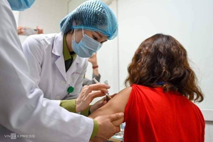 Ngày 8 3 bắt đầu tiêm vaccine Covid-19 tại Việt Nam