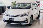 166 mẫu xe Corolla Altis của Toyota Việt Nam bị triệu hồi do lỗi bơm xăng