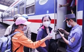 """VNR giảm giá """"sập sàn"""" vé tàu phục vụ hành khách"""
