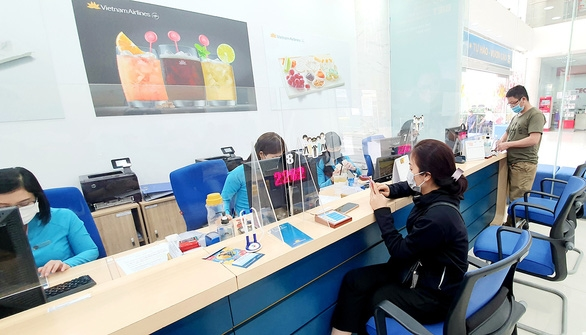 Vietnam Airlines lại kiến nghị đòi áp giá sàn vé máy bay