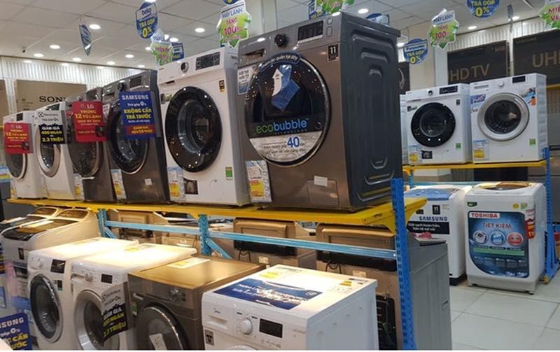 """Nhiều loại máy giặt đang giảm hè đầu hè với giá """"cực hời"""""""