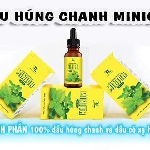 """Dầu húng chanh Minion quảng cáo """"nổ"""" công dụng lừa dối người tiêu dùng"""