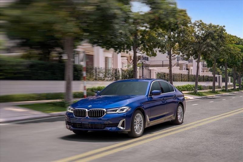 BMW 5 Series thế hệ mới có gì khác biệt