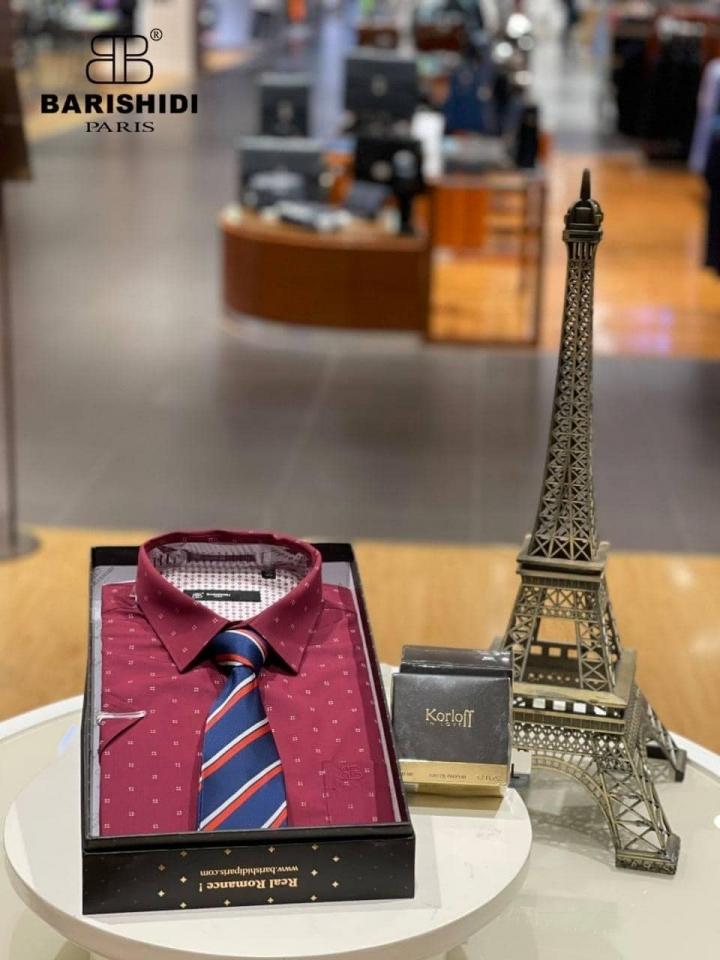 Sản phẩm thời trang Barishidi Paris có đạt tiêu chuẩn chất lượng để bán trên thị trường