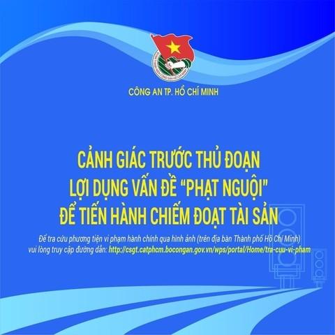 Người dân cần cảnh giác chiêu lừa đảo mới giả danh CSGT báo phạt nguội để chiếm đoạt tài sản