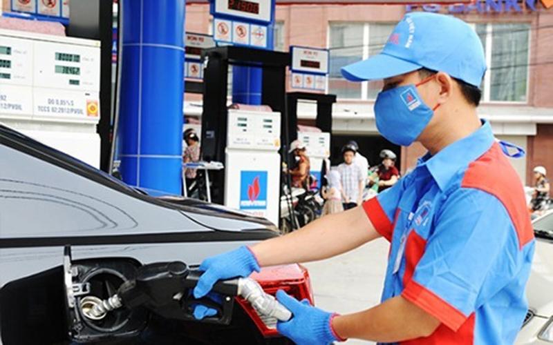 Chiều nay, giá xăng dầu trong nước tăng trở lại