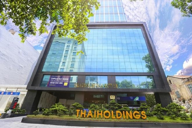 Thaiholdings thế chấp trụ sở Nhiều dấu hỏi về khả năng thanh toán nợ ngắn hạn
