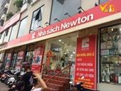 Nhà sách Newton kinh doanh nhiều hàng hóa không rõ nguồn gốc xuất xứ, không nhãn phụ tiếng Việt