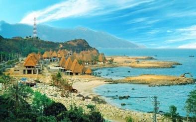Khánh Hòa Dự án Champarama Resort  Spa có lấn biển