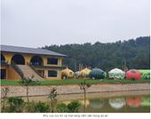 Hà Nội Khu Sinh thái mọc lên từ dự án cải tạo chuồng gà