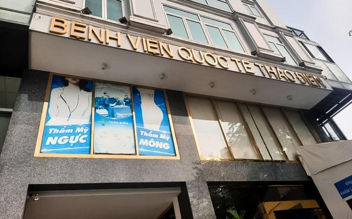 Tp HCM Bệnh viện Thảo Điền phẫu thuật thẩm mỹ hỏng cho khách hàng