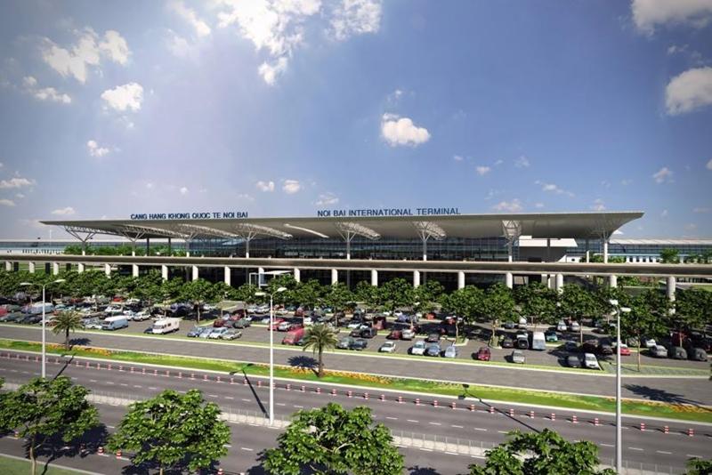 Mới 10 000 đồng cho 10 phút cho ô tô vào các sân bay đón trả khách