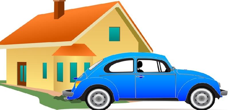 Mua ôtô trước, xây nhà sau
