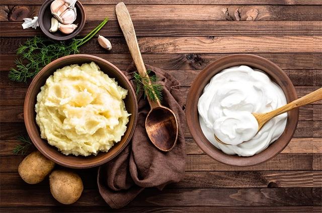 Mách chị em 2 công thức mặt nạ khoai tây cực đơn giản Vừa xóa thâm nám vừa nâng tông da trắng mịn