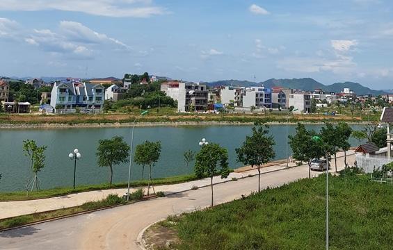 Thái Nguyên Dự án Xây dựng Khu đô thị Hồ điều hòa Xương Rồng sai phạm những gì