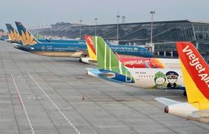 Dừng tất cả các đường bay nội địa chở khách vào các tỉnh phía Nam