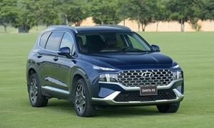 Hyundai Santa Fe 2021 bị triệu hồi do nguy cơ cháy nổ Người tiêu dùng có nên mua