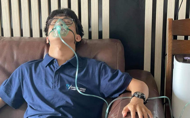 Người dân TP HCM đổ xô đi mua máy tạo oxy, bác sĩ thốt lên Bị Covid-19 mà dám thở oxy tại nhà thì tôi   khâm phục