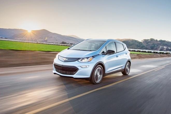 Gần 69 000 xe điện Chevrolet bị triệu hồi vì nguy cơ cháy