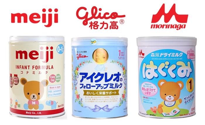 Mách mẹ cách chọn sữa Nhật tốt nhất cho trẻ dưới 3 tuổi