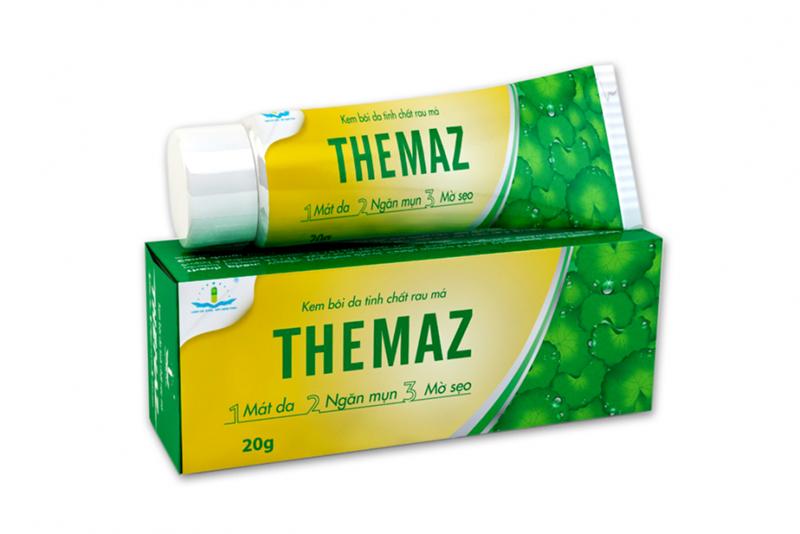 Không đảm bảo chất lượng lô mỹ phẩm Themaz bị buộc thu hồi