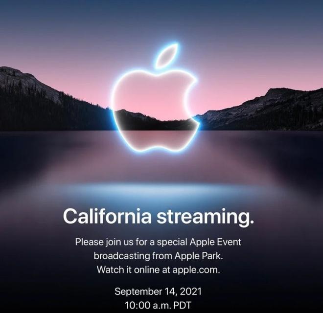 Apple sẽ chính thức ra mắt iPhone 13 vào ngày 14 9