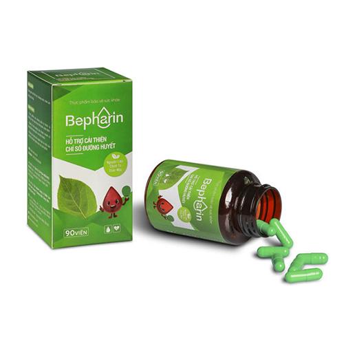 """""""Loạn"""" quảng cáo Thực phẩm bảo vệ sức khỏe Bepharin, người tiêu dùng cần thận trọng"""