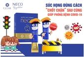 Người mua cẩn trọng trước quảng cáo nước súc họng NECO chặn COVID-19