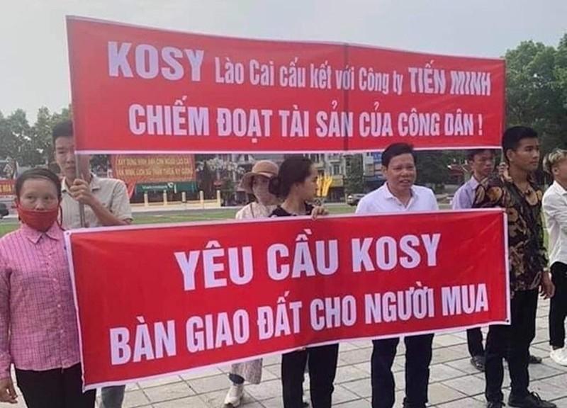 Loạt sai phạm tại các dự án của Kosy Group