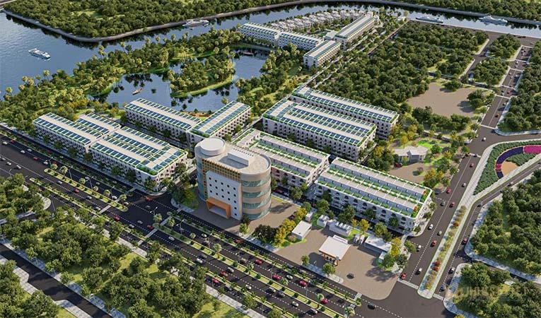 Quảng Ninh Dự án MARIO CAPITAL chưa đủ điều kiện đã rao bán rầm rộ