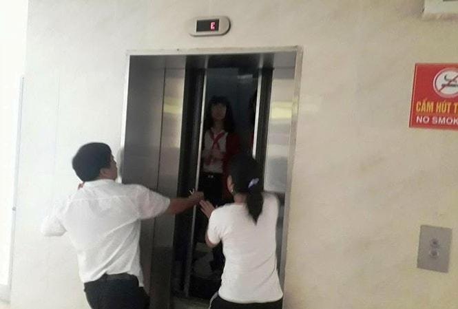 Từ vụ cô gái tử vong khi đi thang máy Chú ý khi thang máy bị lỗi