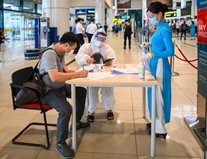 Theo quy định mới, hành khách khi đi máy bay cần lưu ý gì