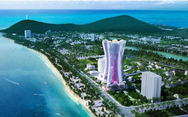Bà Rịa - Vũng Tàu rà soát dự án FiveStar Poseidon của Tập đoàn Quốc tế Năm Sao