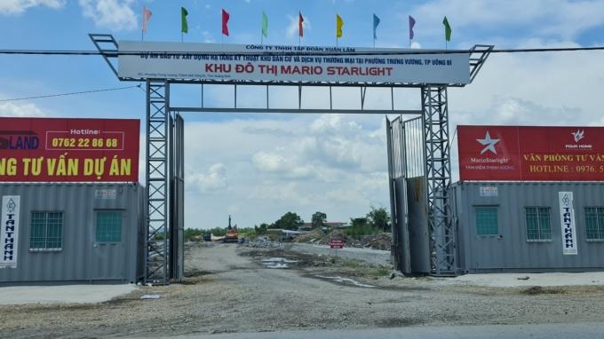 Quảng Ninh Cẩn trọng khi giao dịch tại dự án Mario Capital