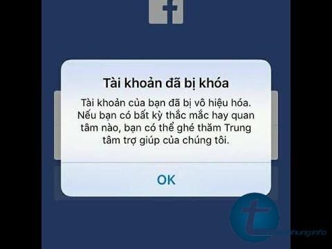 Làm thế nào để tránh việc tài khoản Facebook bị xóa